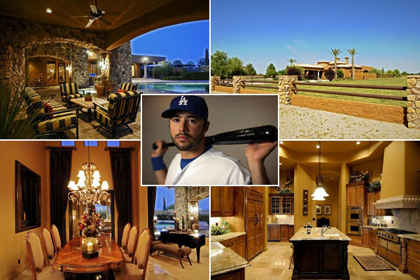 Andre ethier spring training homes the sanctuary of for Homes by andre