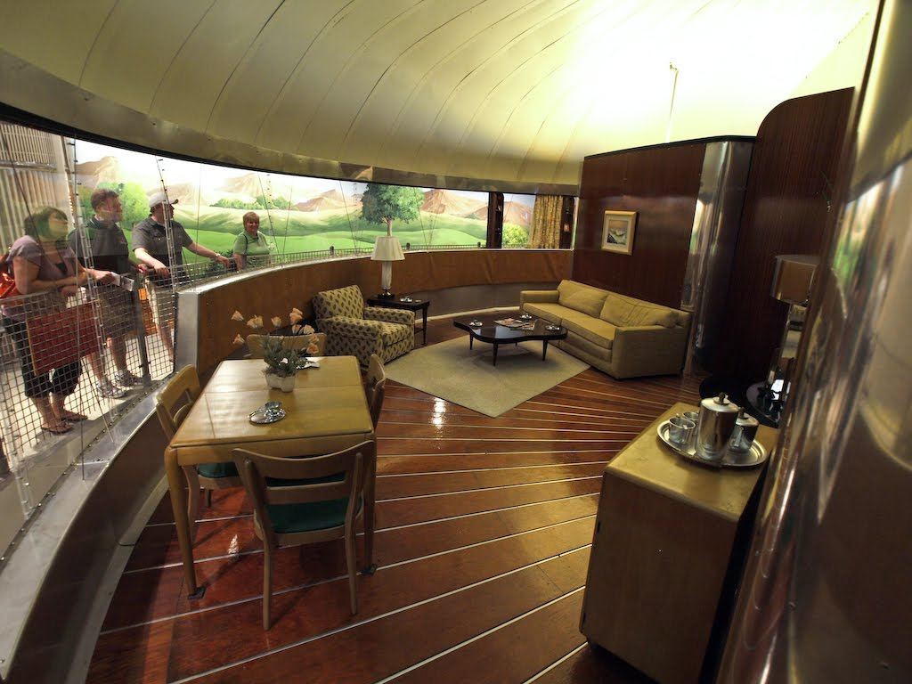 Dymaxion House Art And Technology The Sanctuary Of